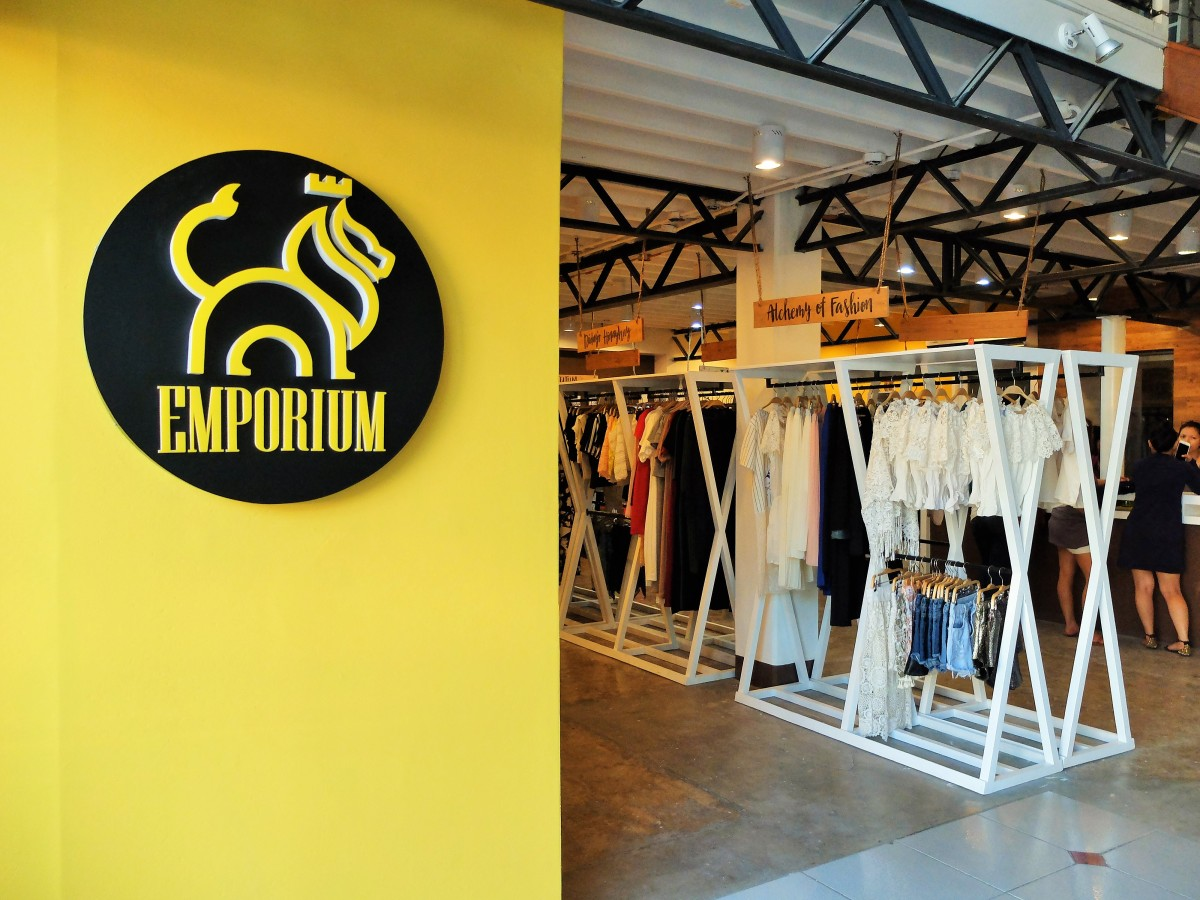 Online brands made available at Emporium Cebu!