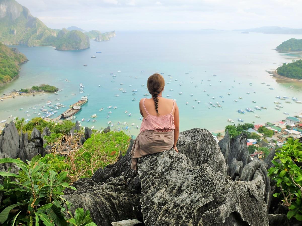 Conquering Taraw Cliff | El Nido, Palawan